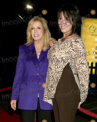 Cirque du Soleil, Donna Mills, Michelle Lee, Michele Lee Photo - Cirque du Soleil, Donna Mills, Michelle Lee, Michele Lee
