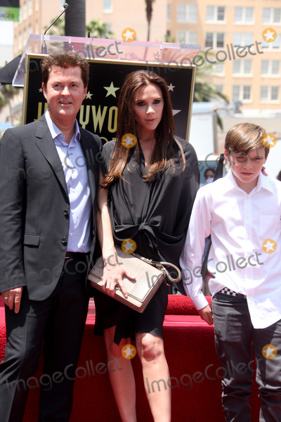 Brooklyn Beckham, Simon Fuller, Victoria Beckham Photo - LOS ANGELES - MAY 23:  Simon Fuller, Victoria Beckham, Son Brooklyn Beckham at the Simon Fuller Hollywood Walk Of Fame Star Ceremony at W Hotel - Hollywood on May 23, 2011 in Los Angeles, CA