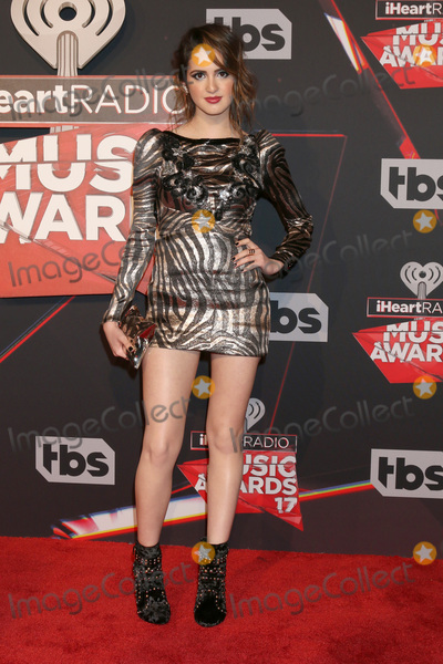 Laura Marano Photo - LOS ANGELES - MAR 5:  Laura Marano at the 2017 iHeart Music Awards at Forum on March 5, 2017 in Los Angeles, CA