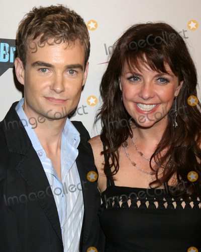 Amanda Tapping, Robin Dunne Photo - Robin Dunne & Amanda Tapping   arriving at the NBC TCA Party at the Beverly Hilton Hotel  in Beverly Hills, CA on