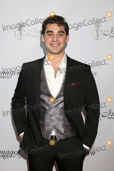 Alex Rich Photo - LOS ANGELES - AUG 25:  Alex Rich at the 33rd Annual Imagen Awards at the JW Marriott Hotel on August 25, 2018 in Los Angeles, CA