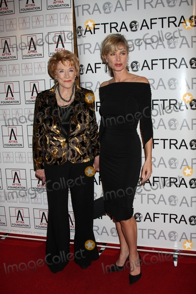 Eileen Davidson, Jeanne Cooper Photo - Jeanne Cooper & Eileen Davidson  arriving at the AFTRA Media & Entertainment Excellence Awards (AMEES) at the Biltmore Hotel in Los Angeles , CA on  March, 9 2009