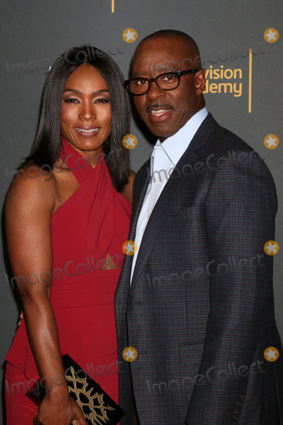 Angela Bassett, Courtney B. Vance Photo - LOS ANGELES - SEP 16:  Angela Bassett, Courtney B. Vance at the TV Academy Performer Nominee Reception at the Pacific Design Center on September 16, 2016 in West Hollywood, CA