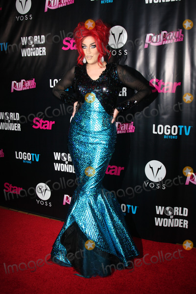 "Adored, RU, Ru Paul, RuPaul Photo - LOS ANGELES - FEB 17:  Adore Delano at the ""RuPaul's Drag Race"" Season 6 Premiere Party at Hollywood Roosevelt Hotel on February 17, 2014 in Los Angeles, CA"