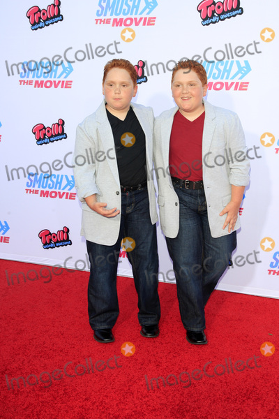 """Benjamin Royer, Matthew Royer Photo - LOS ANGELES - JUL 22:  Benjamin Royer, Matthew Royer at the """"SMOSH: THE MOVIE""""  Premiere at the Village Theater on July 22, 2015 in Westwood, CA"""