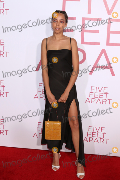 """Hayley Law Photo - LOS ANGELES - MAR 7:  Hayley Law at the """"Five Feet Apart"""" Premiere at the Bruin Theater on March 7, 2019 in Westwood, CA"""