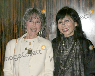 Amy Tan, Rita Moreno Photo - Rita Moreno