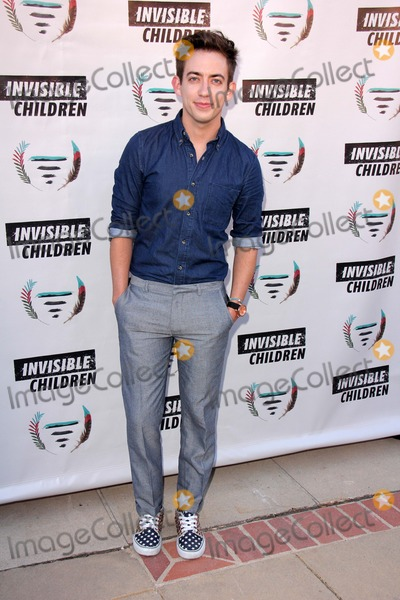 Photo - LOS ANGELES - AUG 10:  Kevin McHale at the ???Invisible Children Fourth Estate's Founders Party at the UCLA on August 10, 2013 in Westwood, CA