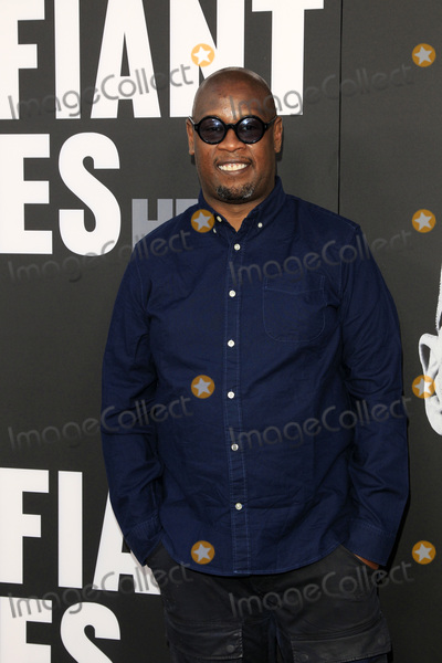 "Andre Harrell Photo - LOS ANGELES - JUN 22:  Andre Harrell at ""The Defiant Ones"" HBO Premiere Screening at the Paramount Theater on June 22, 2017 in Los Angeles, CA"