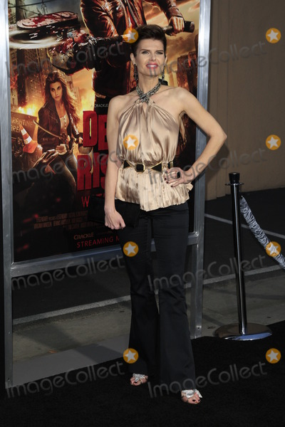"""Carrie Genzel, Kim Novak, The Dead Photo - LOS ANGELES - MAR 11:  Carrie Genzel at the """"Dead Rising: Watchtower"""" World Premiere at the Kim Novak Theater, Sony Studios on March 11, 2015 in Culver City, CA"""