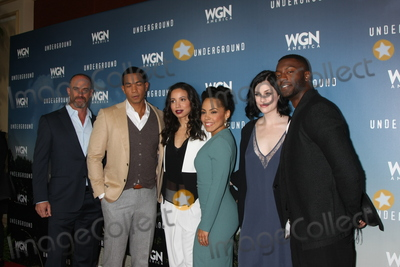 Aldis Hodge, Christopher Meloni, Jurnee Smollett, Jurnee Smollett , Aldis Hodges, Jurnee Smollett-Bell, Amirah Vann, Alano Miller Photo - LOS ANGELES - JAN 8:  Christopher Meloni, Alano Miller, Jurnee Smollett-Bell, Amirah Vann, Jessica de Gouw, Aldis Hodge at the Underground WGN Winter 2016 TCA Photo Call at the The Langham Huntington Hotel on January 8, 2016 in Pasadena, CA