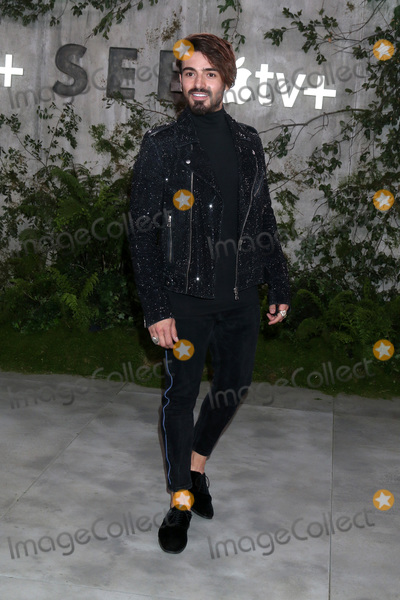 """Andres Mejia Photo - LOS ANGELES - OCT 21:  Andres Mejia Vallejo at the Apple TV+'s """"See"""" Premiere Screening at the Village Theater on October 21, 2019 in Westwood, CA"""