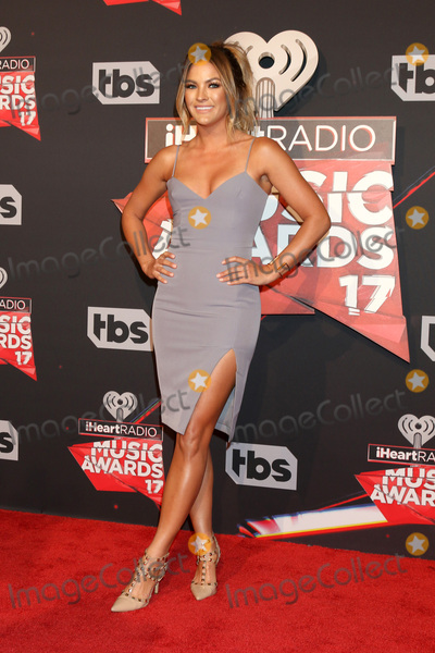 Becca Tilley Photo - LOS ANGELES - MAR 5:  Becca Tilley at the 2017 iHeart Music Awards at Forum on March 5, 2017 in Los Angeles, CA