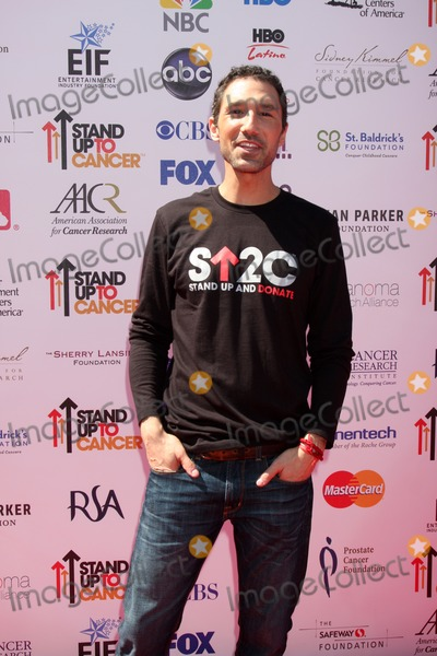 Ethan Zohn, The Stands Photo - LOS ANGELES - SEP 7:  Ethan Zohn arrives at the 2012 Stand Up To Cancer Benefit at Shrine on September 7, 2012 in Los Angeles, CA