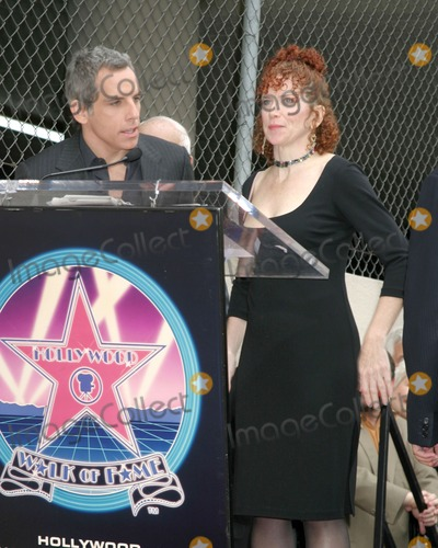 Amy Stiller, Anne Meara, Jerry Stiller, Ann Meara Photo - Ben, Amy Stiller 