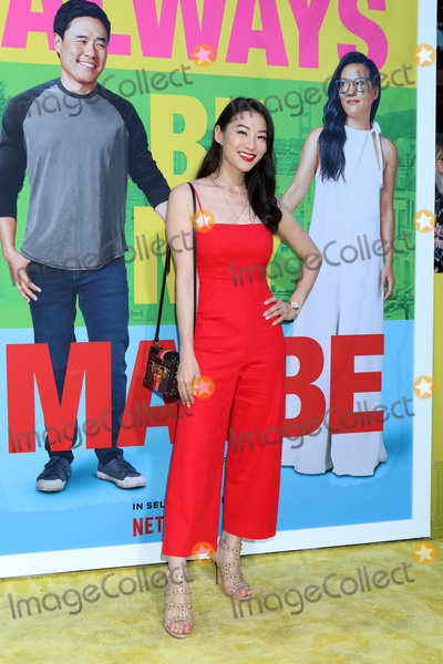 "Arden Cho Photo - LOS ANGELES - MAY 22:  Arden Cho at the ""Always Be My Maybe"" Premiere at the Village Theater on May 22, 2019 in Westwood, CA"