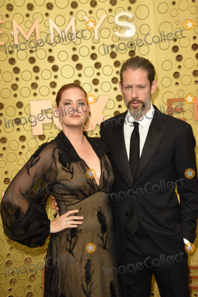 Amy Adams Photo - LOS ANGELES - SEP 22:  Amy Adams, Darren Le Gallo at the Primetime Emmy Awards - Arrivals at the Microsoft Theater on September 22, 2019 in Los Angeles, CA