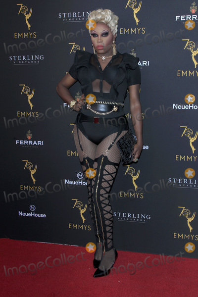 Asia O'Hara Photo - LOS ANGELES - AUG 20:  Asia O'Hara at the Television Academy's Performers Peer Group Celebration at the NeueHouse on August 20, 2018 in Los Angeles, CA