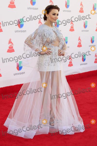 Angelique Boyer, Grammy Awards Photo - LAS VEGAS - NOV 17:  Angelique Boyer at the 17th Annual Latin Grammy Awards at T-Mobile Arena on November 17, 2016 in Las Vegas, NV