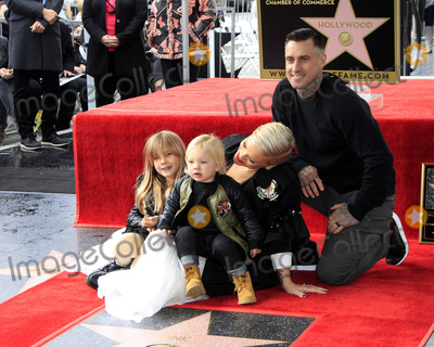 Carey Hart, Pink Photo - LOS ANGELES - FEB 5:  Willow Hart, Jameson Hart, Pink, Carey Hart at the Pink Star Ceremony on the Hollywood Walk of Fame on February 5, 2019 in Los Angeles, CA