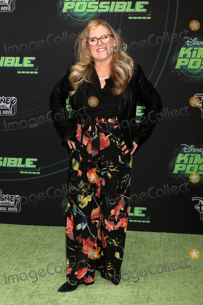 "Nancy Cartwright Photo - LOS ANGELES - FEB 12:  Nancy Cartwright at the ""Kim Possible"" Premiere Screening at the TV Academy on February 12, 2019 in Los Angeles, CA"
