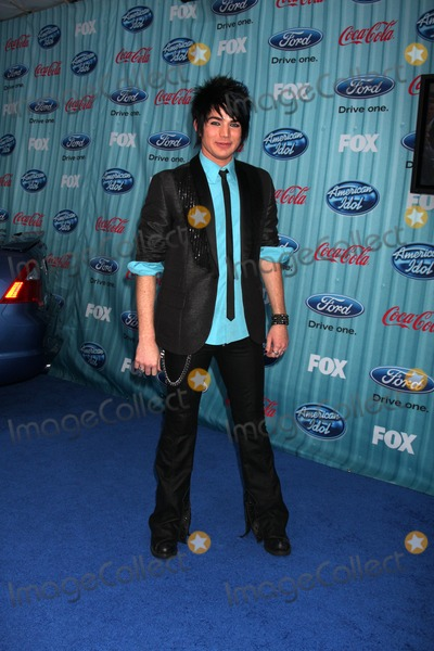 Adam Lambert Photo - Adam Lambert   arriving at the American idol Top 13 Party at AREA in Los Angeles, CA  on