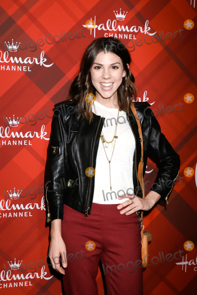 photos and pictures los angeles dec 4 kate mansi at the christmas at holly lodge screening at 189 the grove drive on december 4 2017 in los angeles - The Christmas Lodge