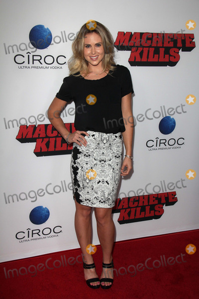 """Anna Hutchison Photo - LOS ANGELES - OCT 2:  Anna Hutchison at the """"Machete Kills"""" Los Angeles Premiere at Regal 14 Theaters on October 2, 2013 in Los Angeles, CA"""