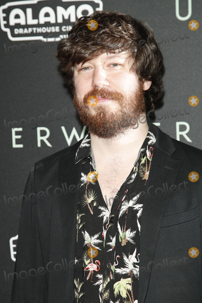 """Gallagher, John Gallagher, John Gallagher Jr., John Gallagher, Jr. Photo - LOS ANGELES - JAN 7:  John Gallagher Jr at the """"Underwater"""" Fan Screening at the Alamo Drafthouse Cinema on January 7, 2020 in Los Angeles, CA"""