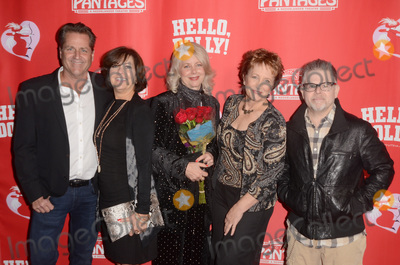 "Adam Rich, Jimmy Van Patten Photo - LOS ANGELES - JAN 30:  Jimmy Van Patten, Connie Needham, Dianne Kay, Laurie Walters, Adam Rich at the ""Hello Dolly!"" Los Angeles Opening night at the Pantages Theater on January 30, 2019 in Los Angeles, CA"