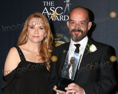 Lea Thompson Photo - LOS ANGELES - FEB 9:  Lea Thompson, Adriano Goldman at the 33rd Annual American Society Of Cinematographers Awards at the Dolby Ballroom on February 9, 2019 in Los Angeles, CA