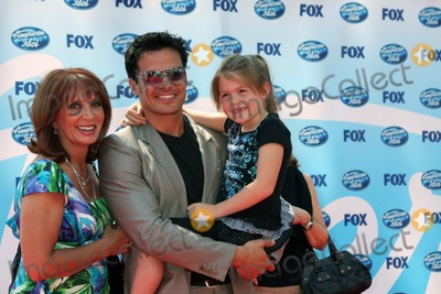 Antonio Sabato Jr., Antonio Sabato, Jr. Photo - Antonio Sabato Jr, His Mother,  & Daughter arriving at the Amerian Idol Season 8 Finale at the Nokia Theater in  Los Angeles, CA on May 20, 2009
