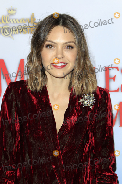 Once Upon A Christmas Miracle.Photos And Pictures Los Angeles Dec 4 Aimee Teegarden