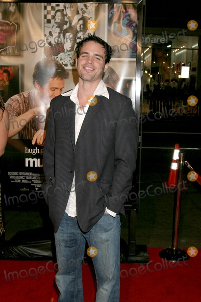 "Al Santos, Lyric Photo - Al Santos""Music & Lyrics"" PremiereMann's Grauman TheaterLos Angeles, CAFebruary 7, 2007"