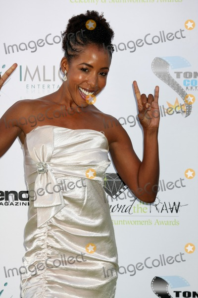 Crystal Michelle Photo - LOS ANGELES - OCT 16:  Crystal Michelle arriving at the 2011 Stuntwomen Awards at the Skirball Cultural Center on October 16, 2011 in Los Angeles, CA