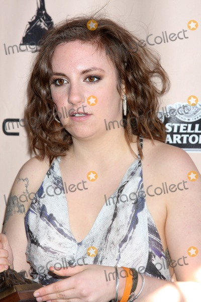 Lena Dunham Photo - LOS ANGELES - FEB 26:  Lena Dunham in the Press Room of the 2011 Film Independent Spirit Awards at Beach on February 26, 2011 in Santa Monica, CA