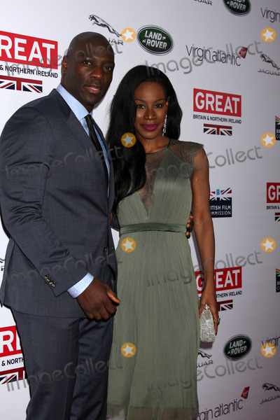 Adewale Akinnuoye-Agbaje, Amma Assante Photo - LOS ANGELES - FEB 28:  Adewale Akinnuoye-Agbaje, Amma Assante at the 2014 GREAT British Oscar Reception at The British Residence on February 28, 2014 in Los Angeles, CA