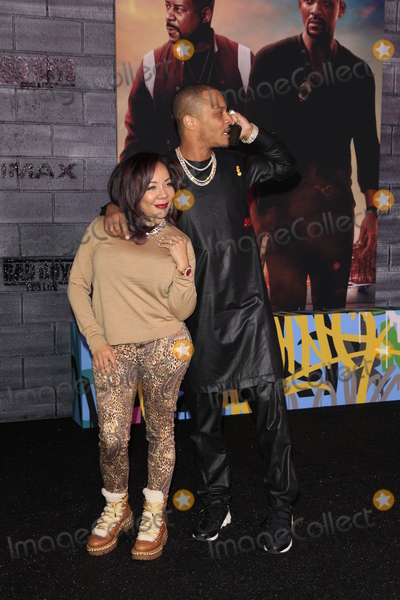 """T.I., Tameka Cottle, TI Photo - LOS ANGELES - JAN 14:  T.I. and Tameka Cottle at the """"Bad Boys for Life"""" Premiere at the TCL Chinese Theater IMAX on January 14, 2020 in Los Angeles, CA"""