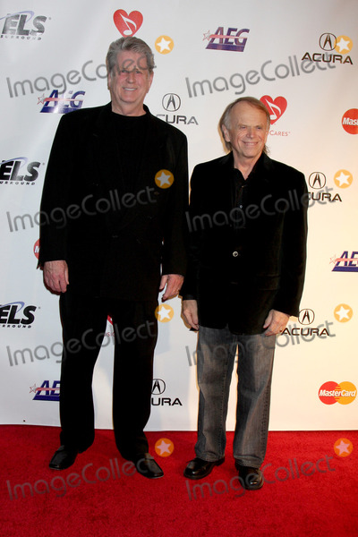 Alan Jardine, Brian Wilson, Neil Young Photo - Brian Wilson and Alan Jardinearriving at the MusiCares Person of the Year 2010 Tribute to Neil YoungLos Angeles Convention CenterLos Angeles, CAJanuary 29, 2010