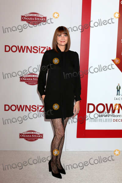 "Kerri Kenney, Kerri Kenney Silver, Kerri Kenney-Silver Photo - LOS ANGELES - DEC 18:  Kerri Kenney-Silver at the ""Downsizing"" Special Screening at Village Theater on December 18, 2017 in Westwood, CA"