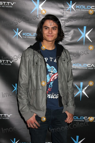 """Kiowa Gordon, Miss Behave Photo - LOS ANGELES - DEC 14:  Kiowa Gordon attends the """"Miss Behave"""" Season Two Premiere Party at Flappers Comedy Club on December 14, 2010 in Burbank, CA"""