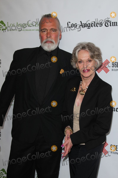 """Chris Gallucci, Tippi Hedren Photo - LOS ANGELES - MAY 26:  Chris Gallucci, Tippi Hedren at the """"Illicit Ivory"""" World Premiere at the Witherbee Auditorium at the Los Angeles Zoo  on May 26, 2015 in Los Angeles, CA"""