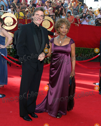 Alfre Woodard Photo - Alfre Woodard and wife