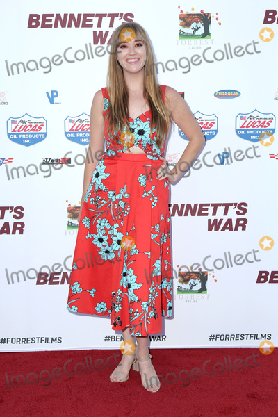 "Andrea Bowen Photo - LOS ANGELES - AUG 13:  Andrea Bowen at the ""Bennett's War"" Los Angeles Premiere at the Warner Brothers Studios on August 13, 2019 in Burbank, CA"