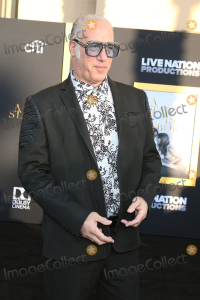 """Andrew """"Dice"""" Clay, Andrew 'Dice' Clay, Andrew Dice Clay Photo - LOS ANGELES - SEP 24:  Andrew Dice Clay at the """"A Star is Born"""" LA Premiere at the Shrine Auditorium on September 24, 2018 in Los Angeles, CA"""