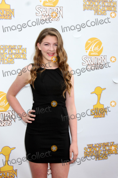 Abigail Hargrove, Saturn Awards Photo - LOS ANGELES - JUN 26:  Abigail Hargrove at the 40th Saturn Awards at the The Castaways on June 26, 2014 in Burbank, CA