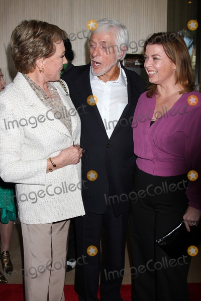 Dick Van Dyke, Julie Andrews, Arlene Silver Photo - LOS ANGELES - MAR 18:  Julie Andrews, Dick Van Dyke, Arlene Silver arrives at the Professional Dancer's Society Gypsy Awards at the Beverly Hilton Hotel on March 18, 2012 in Los Angeles, CA