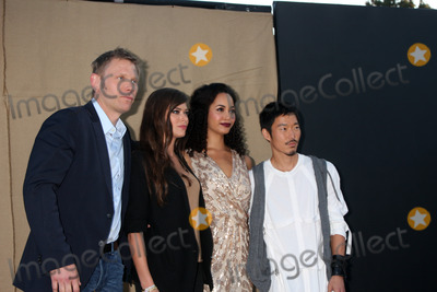 Aaron Yoo, Peyton List, Mark Pellegrino, Madeleine Mantock Photo - LOS ANGELES - JUL 29:  Mark Pellegrino, Peyton List, Madeleine Mantock, Aaron Yoo arrives at the 2013 CBS TCA Summer Party at the private location on July 29, 2013 in Beverly Hills, CA