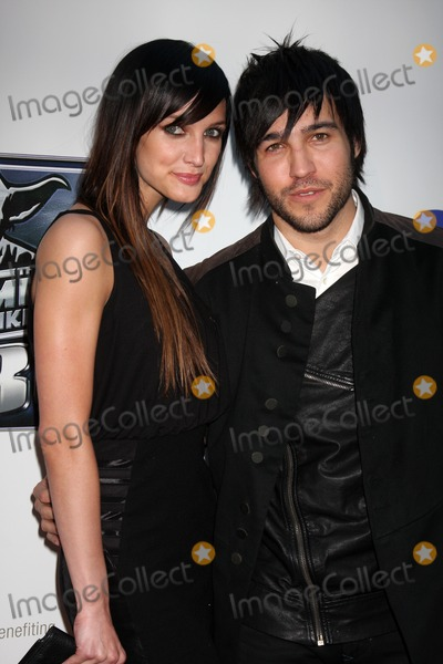 Ashlee Simpson, Ashlee Simpson Wentz, Ashlee Simpson-Wentz, Pete Wentz Photo - Ashlee Simpson Wentz & Pete Wentz