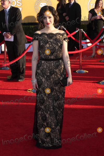 Aleksa Palladino Photo - LOS ANGELES - JAN 29:  Aleksa Palladino arrives at the 18th Annual Screen Actors Guild Awards at Shrine Auditorium on January 29, 2012 in Los Angeles, CA